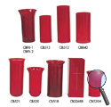 REPLACEMENT RUBY MORTUARY GLASSES