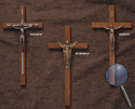 INTERIOR/EXTERIOR CROSSES—SEALERS